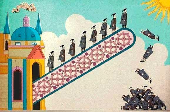 Наша беспощадная система образования
