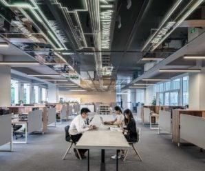 Офис Open Space: Вся правда о работе в офисе открытого типа
