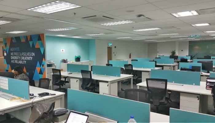 Офис открытого типа и минусы работы в открытых офисах.